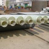 Fiberglas-thermische Isolierungs-Rohr für Heizsystem