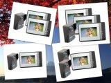 A mão quente da venda livra o telefone video da porta de 4 fios com interfone