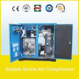 185kw 24.5~32.5m3/Min industrieller stationärer elektrischer Schrauben-Luftverdichter mit Luft-Trockner