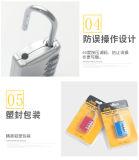 Cerraduras de combinación de colores del bolso Mini reajustable