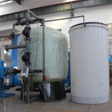 De gestoomde Automatische Waterontharder van het Water Bolier voor de Reiniging van het Water