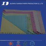 papel de papel continuo popular del listado del ordenador 2~6ply