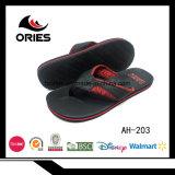 人のための卸し売り最も熱いデザインスリッパPUの双安定回路浜の靴