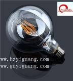 Bulbo da vela do diodo emissor de luz de E27 1800k/2200k 90ra 3W G200, TUV/UL/GS