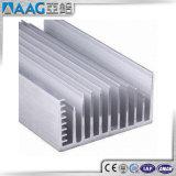 Radiador de aluminio de encargo de la alta calidad