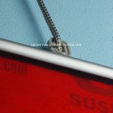 Bannière suspendue en tissu en aluminium (SS-HB10)