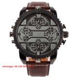 Reloj de acero de diseño especial Fs434 de Stainles de la manera del cuarzo