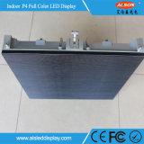 Tela de indicador Rental interna do diodo emissor de luz da cor cheia de HD P4 para Stage