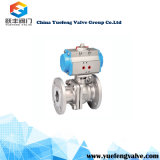 Pneumatic on off Ball Valve
