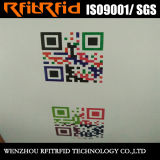 860-960MHz長く自由な符号化完全なSpecturm RFIDの札のステッカー
