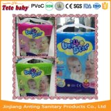 OEM 처분할 수 있는 졸리는 단위 4 별 아기 기저귀 (Fujian Anting 공장)