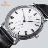Wristwatch 72331 неподдельной кожи кварца Stlye типа человека способа Unisex просто