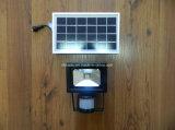 luz solar de la seguridad de 3W 6SMD LED con el sensor de PIR (KA-SSL20)