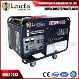 Vorlage 12kVA/12kw für Zylinder-Benzin-Generator des Honda-Motor-Gx630 doppelten (V-TWIN)