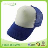 5パネルの帽子、刺繍されたパターン網のトラックの野球帽