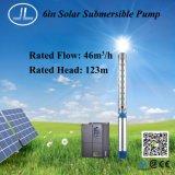 pompe d'acier inoxydable de 22kw 6inch, pompe d'agriculture, pompe submersible solaire