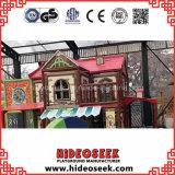 美しい家の催し物装置の工場