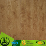 Conteúdo de cinzas 24-32 (%) Papel de grão de madeira como papel decorativo