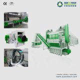 Macchina di Shreddering di alta qualità per i gruppi di più piccolo riciclaggio dei tubi