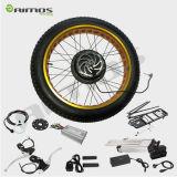 kit grasso di conversione della bici dell'azionamento E del mozzo Motor/MID della gomma MTB di 20inch/26inch Tire/700c/City
