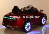 Conduite à télécommande d'enfants d'Audi Q4 sur le véhicule électrique