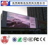 Alta qualità esterna P8 che fa pubblicità alla visualizzazione di comitato dello schermo di colore completo del LED impermeabile