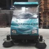 Máquina industrial de gran tamaño del barrendero de calle de la máquina de la limpieza