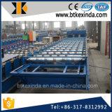 Hoja de acero esmaltada del material para techos del azulejo de Kxd 960 que hace la máquina