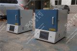 fornace di alluminio del riscaldamento 1300c per il trattamento termico del laboratorio