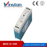 단 하나 산출 DIN 가로장 전력 공급 Mdr-10W
