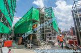 Échafaudage de système d'Octagonlock de projets de construction