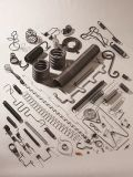 機械を作る高品質CNCの圧縮ばね