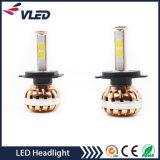 Faro del motociclo LED di rendimento elevato 3600lm H4