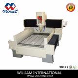 Ranurador caliente para el mármol, de cerámica, granito, piedra (VCT-9015SD) del CNC de la piedra 3D de la venta