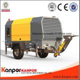 Facile Déplacé remorque type Diesel Genset Propulsé par Lovol Moteur électrique