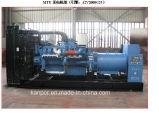 Générateur électrique 1600kw 2000kVA 50hzdiesel Genset actionné par le MTU allemand