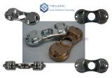 Подгонянные части CNC OEM точности подвергая механической обработке с алюминиевой сталью металла