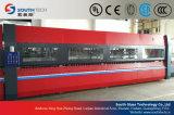 편평한 강화 유리 기계 (TPG)를 통과하는 Southtech