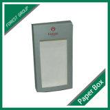 Offset Printing cajas de papel con ventana de PVC