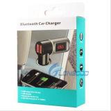 Bester Universalität 2.1A Stereo-RadioBluetooth FM Übermittler USB-MP3 für Auto