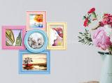 Het multi Frame van de Collage van de Foto van de Decoratie van het Huis Openning Plastic Multi