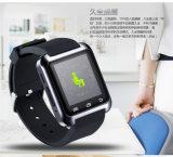 Fabrik-Preis-Großverkauf preiswerte Bluetooth U8 intelligente Uhr 2017