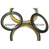 オイルシールのグループか浮かぶか、またはデュオの円錐形の金属の表面ドリフトのリングまたはブルドーザーのシール