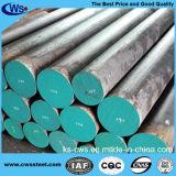 barra redonda de acero del molde caliente del trabajo 1.2344/H13/SKD61