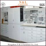 N & l деревянный шкаф гаража Workbench инструментов