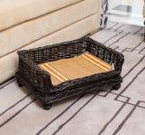 (BC-PK1019) Jaula hecha a mano pura del animal doméstico del sauce de la alta calidad