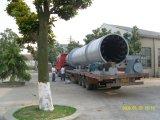 Secador de cilindro do Bentonite