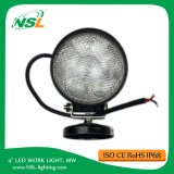 4inch 18W LED Flood Work Light de Jeep Tracteur Truck ATV, SUV Jeep Road 4X4 Accessoires de voiture