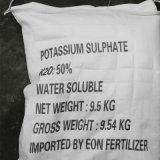 Grande fonte do sulfato do potássio da quantidade da concessão