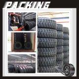 eindeutige 12r22.5 Anti-Klemmen Schritt-Nut-Entwurf Vacuumtbr Reifen mit guter Wärmeableitung